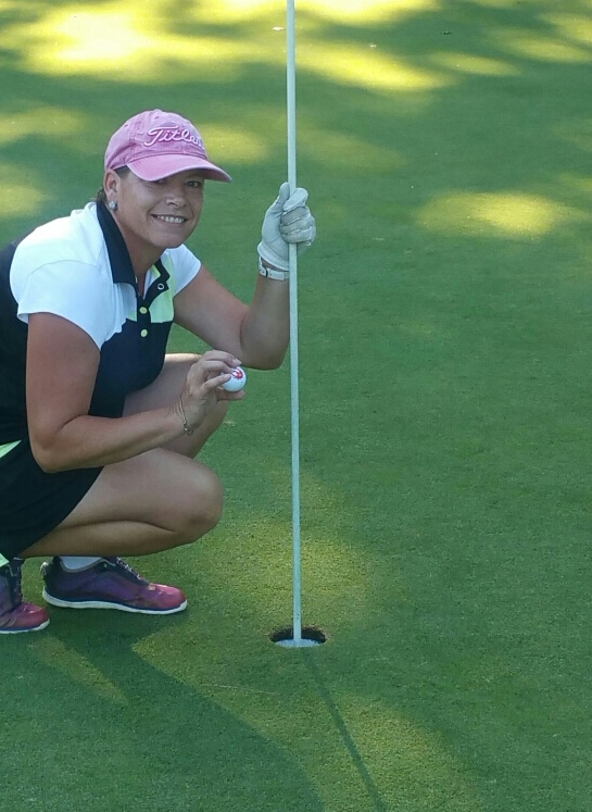 Lisa Hubbard - Hole-In-One on August 19, 2016