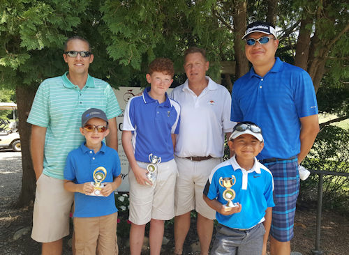 2016 Parent/Child Tournament Winners