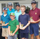 Junior Golf Academy 2017<br />Session 1 - Final Day Tournament<br />Second Place - Team Murray<br />Connor Biddiscombe, Chris Mylod, Matthew Shaffer, Terrence Tompkins