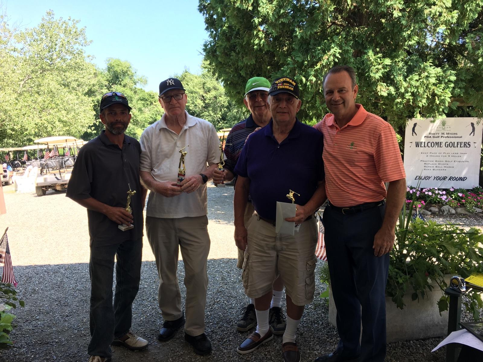 Folds of Honor - Patriot Day Golf - Champions