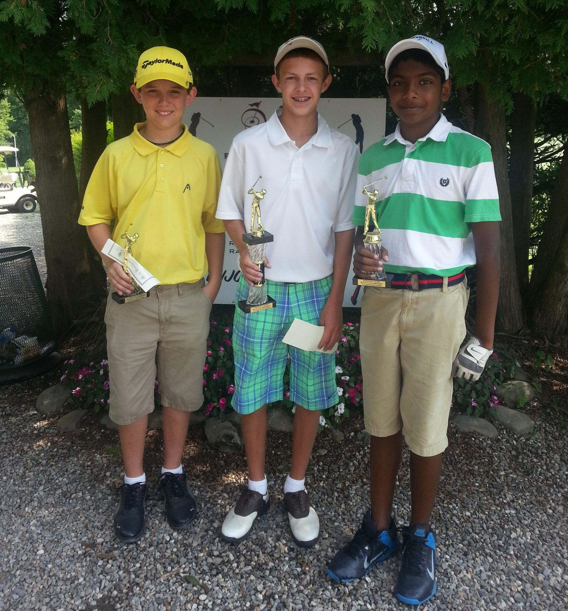 Junior Club Championship 2014 - Hogan Division