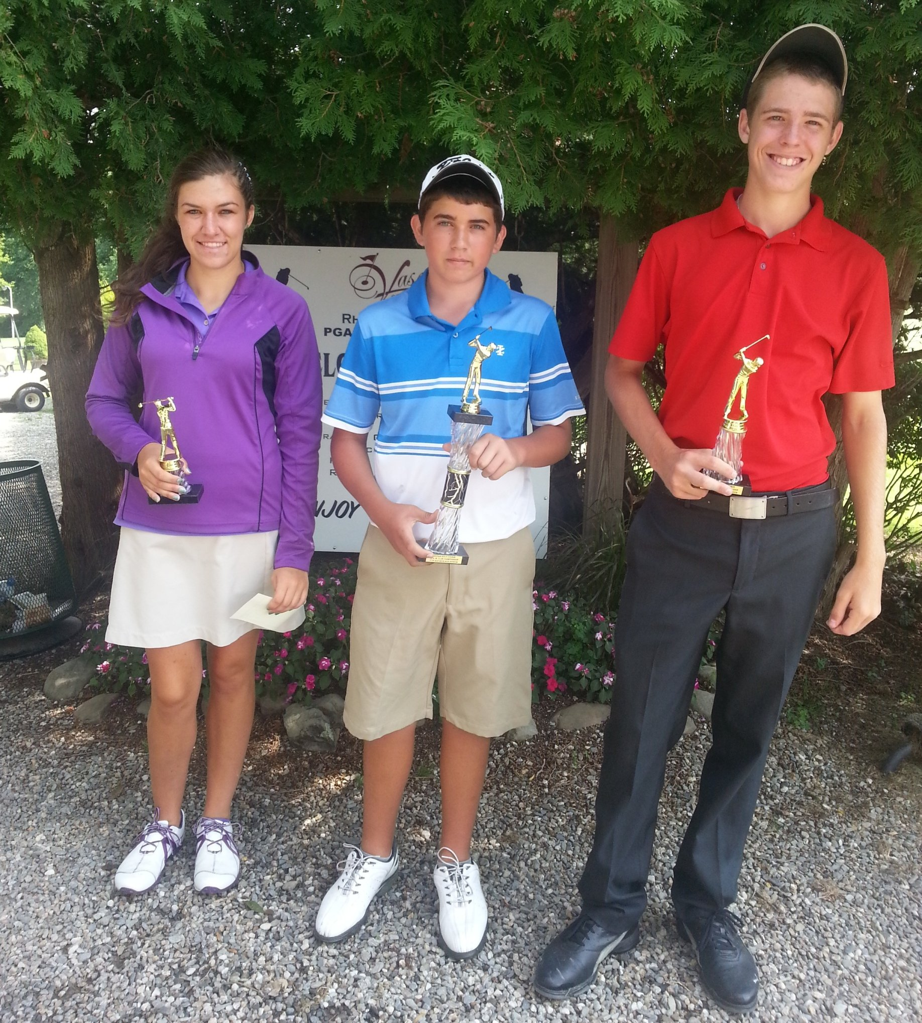 Junior Club Championship 2014 - Nicklaus Division